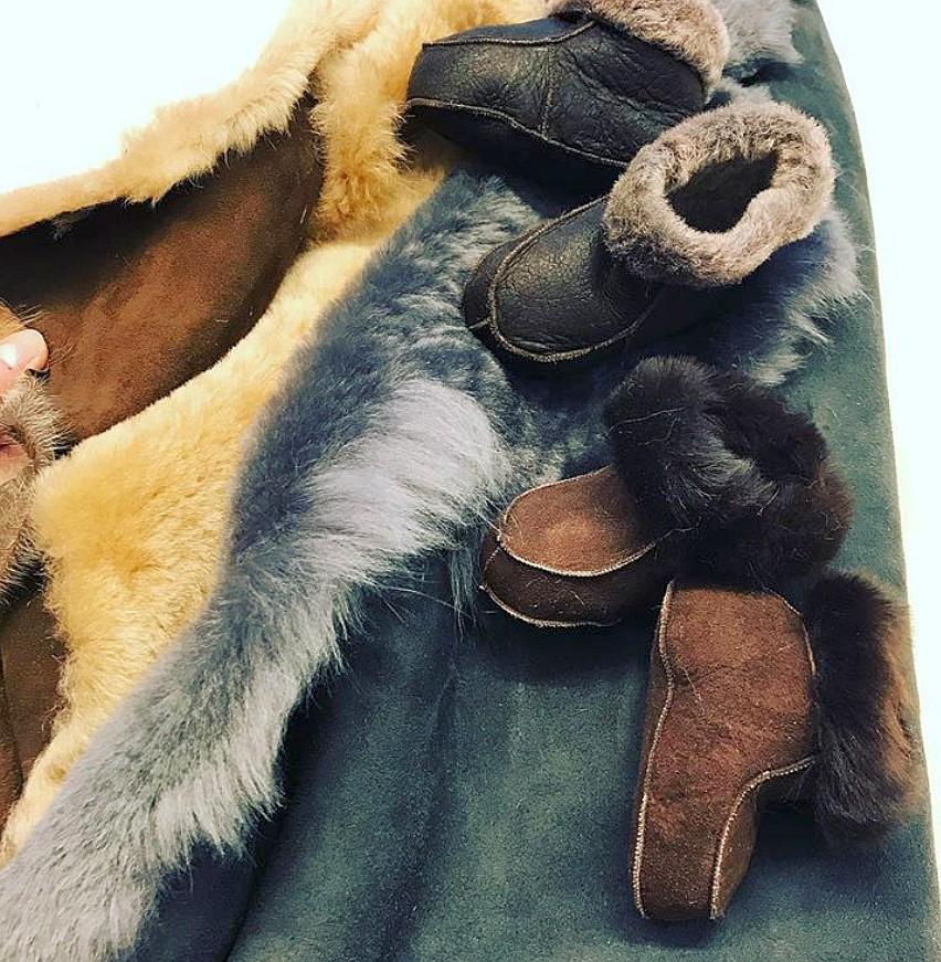 Baysko i skind og pels